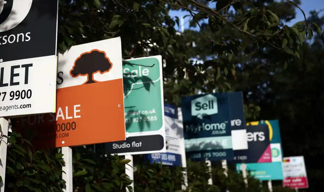 House prices forecast to rise by up to 3.5% a year between 2022 and 2024